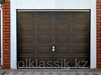 Подъёмные ворота гаражные, утеплённые ворота автоматические