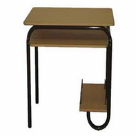 Стол преподавателя компьютерный (L-900 мм) №2