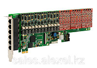Телефонная аналоговая плата Openvox A2410E 24 FXO/FXS
