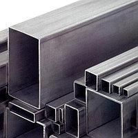 Труба квадратная 10х10-500х300мм сталь тянутая