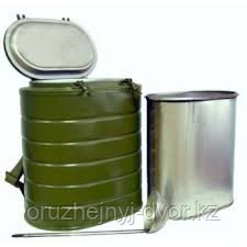 Термос пищевой 12л (армейский)