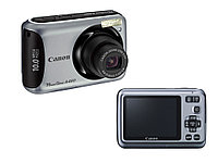 "Canon PowerShot A490  10.0Mpx.,3.3x optical zoom, 2.5""LCD"