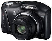 "Canon PowerShot SX150 IS 14MP, 12x Opt.Zoom, 3""LCD, HD, DIGIC 4"