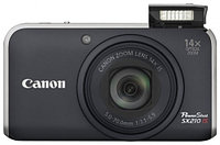 "Canon PowerShot SX210 IS 14MP, 14x Opt.Zoom, 3""LCD"