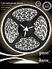 Светодиодная лента Gauss 5050/60-SMD 14.4W 12V DC теплый белый (блистер 5м)
