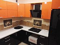 Кухня Модерн с Яркими фасадами, фото 1