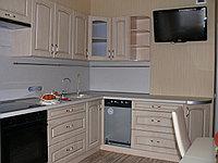 Практичная кухня из МДФ