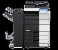 Konica Minolta bizhub 458е Монохромное МФУ 3 в 1 (сканер-принтер-копир) Формата А6-SRА3