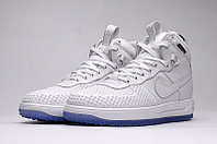 Зимние кроссовки Nike Lunar Force 1 Duckboot White (40-47)