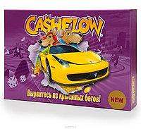 Настольная экономическая игра CASHFLOW-Денежный поток 101 От Роберта Кийосаки