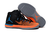 "Кроссовки Air Jordan XXXI (31) ""Black Orange Blue"" (40-46)"