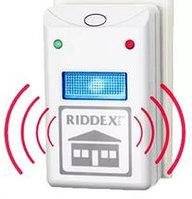 Ультразвуковой электронный отпугиватель насекомых и грызунов RIDDEX