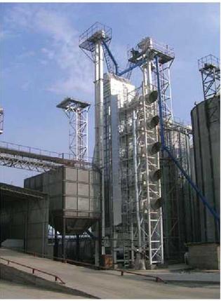 Зерносушилка, фото 2