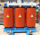 Трансформатор сухой ТСЛ 1250-10(6)/0,4 КВА, фото 5