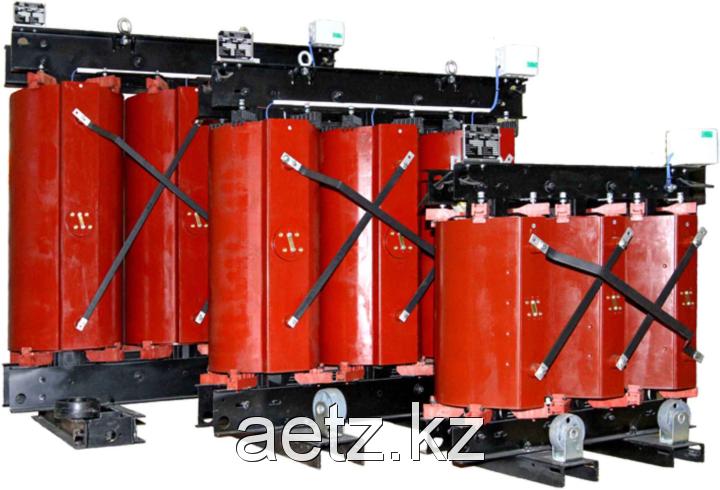 Трансформатор сухой ТСЛ 1600-10(6)/0,4 КВА