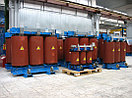 Трансформатор сухой ТСЛ 1600-10(6)/0,4 КВА, фото 4