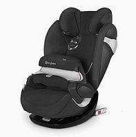 Детское автокресло CYBEX Pallas M-fix Happy Black(ISOFIX)