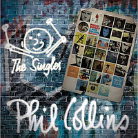 Collins Phil The Singles (Remastered) 2CD (кир.) 894832