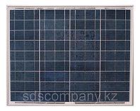 Солнечная батарея 50 Вт, 12 В CHN50-36P Поликристаллическая, фото 1