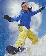 Пуховик женский горнолыжный