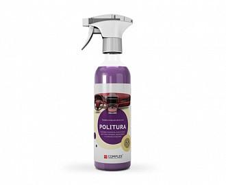 Полироль-очиститель пластика (матовый) POLITURA  Complex®