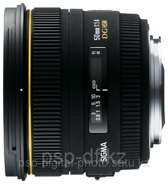 Sigma 50mm f/1.4 DG HSM Art for Canon / Nikon  - PSP DIgital Photo+ в Алматы