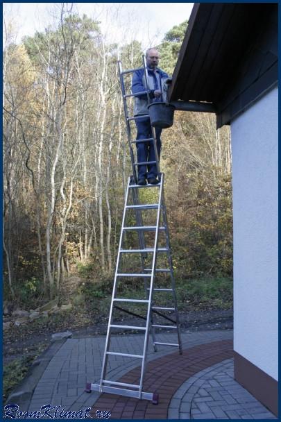 Лестница универсальная 3х12 Krause