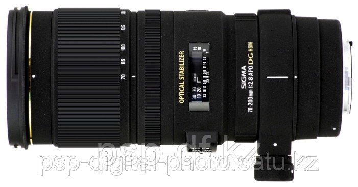 Sigma AF 70-200mm F/2.8 EX DG APO OS HSM for Canon / Nikon - PSP DIgital Photo+ в Алматы