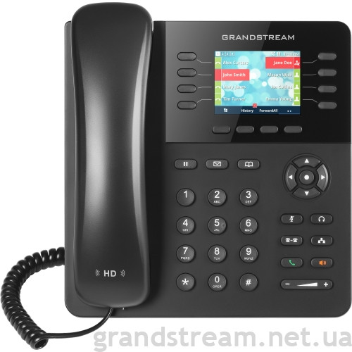 IP телефон Grandstream GXP2135 - Ruba Technology в Алматы