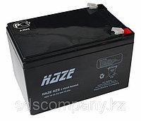 Аккумулятор HZS12-12 12 Ач, 12В, AGM
