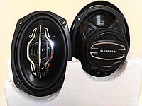 "Колонка (Динамик) ELEMENT-5 (DB 6976), 4 - way speaker , (6x9"") (размер 15.24см-22.86см)"