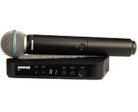 Микрофон SHURE BLX24E/B58 K3E
