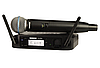 Микрофон радио SHURE GLXD24E/B58-Z2