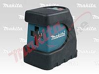 SK102Z MAKITA Уровень лазерный 3х1,5В, батарейки типа АА, 15 м, точн. 0,3 мм/м, магнитное крепление к стене, коробка, 0,5 кг