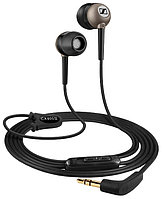 "Наушники ""Headphones for iPad / MP3 / iPone  Sennheiser® CX400-II Black PRECISION Natural Sound, O15mm,16?"""