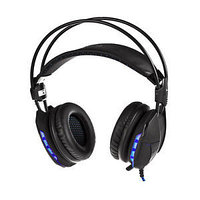 "Наушники ""Gaming Headphones+ microphone Cobra-705,O50mm,32? ± 1%,20~20kHz,110 dB±3dB,2,5 meters"""
