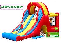 Детский надувной Игровой Центр Мега-горка HAPPY HOP, фото 1