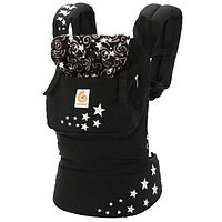 Эрго-рюкзак ErgoBaby Carrier Organic Night Sky, фото 1
