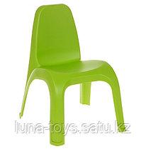 Стул детский  380х425х525 мм (зеленый)