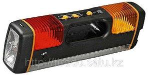 Фонарь СВЕТОЗАР автомобильный, 4-в-1: аварийный сигнал, поворот, фонарь, люминесцентная