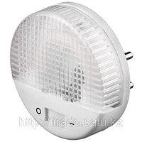SV-57985 Светильник-ночник СВЕТОЗАР, U-образная люминесцентная лампа, с выключателем, 1W, цветовая