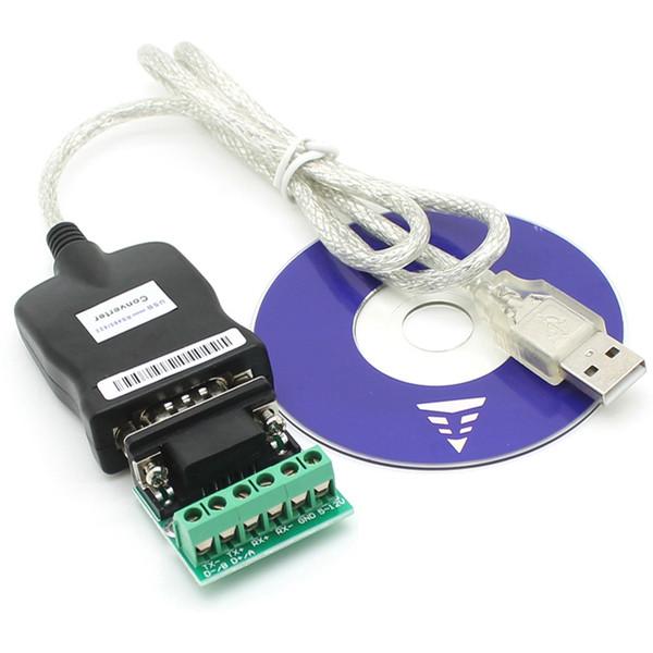 Конвертер (преобразователь интерфейсов) USB в RS-232, RS-422, RS-485