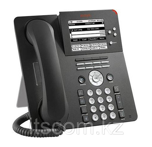 Avaya 9650C COLOR WITH CHARCOAL GREY FACEPLATE - Ай Ти Эс Ком в Алматы