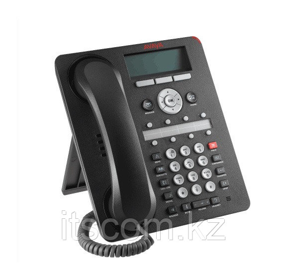 Avaya IP PHONE 1608-I BLK - Ай Ти Эс Ком в Алматы