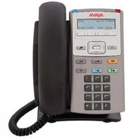 Avaya (Nortel) IP Phone 1110 with Icon Keycaps with Power Supply, фото 1