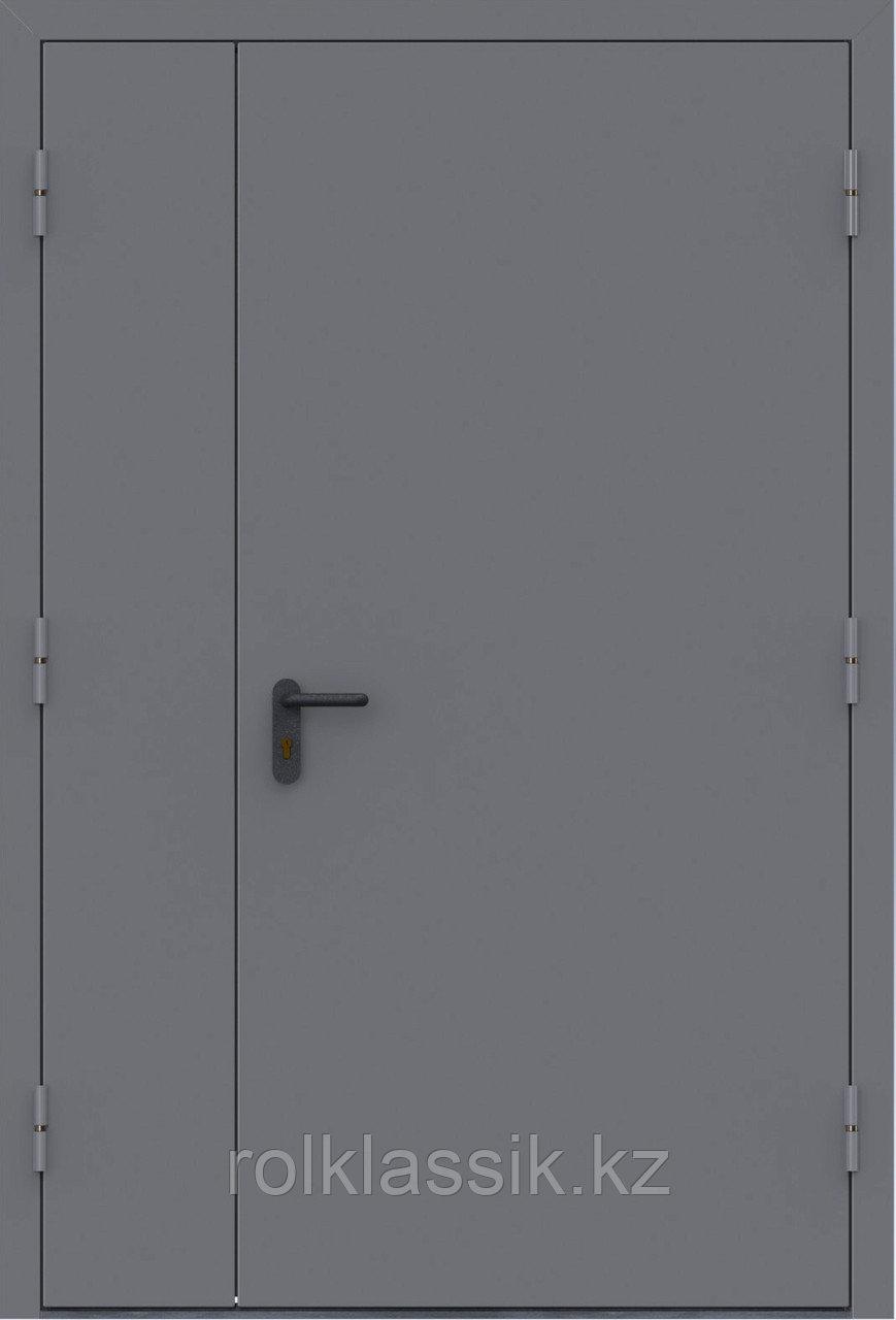 Стальные двери технические
