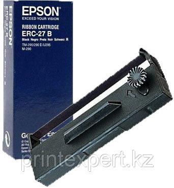 Картридж C43S015366 Ribbon Cartridge TM-U290/II, -U295, M-290, black, фото 2