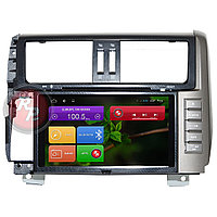Автомагнитола Redpower DAFT-8738 на Android 4.4  для Toyota Land Cruiser prado 150
