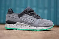 "Asics Gel-Lyte III Mid ""Grey/Green"""
