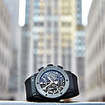 Часы из бетона Hublot Aerofusion Concrete Jungle